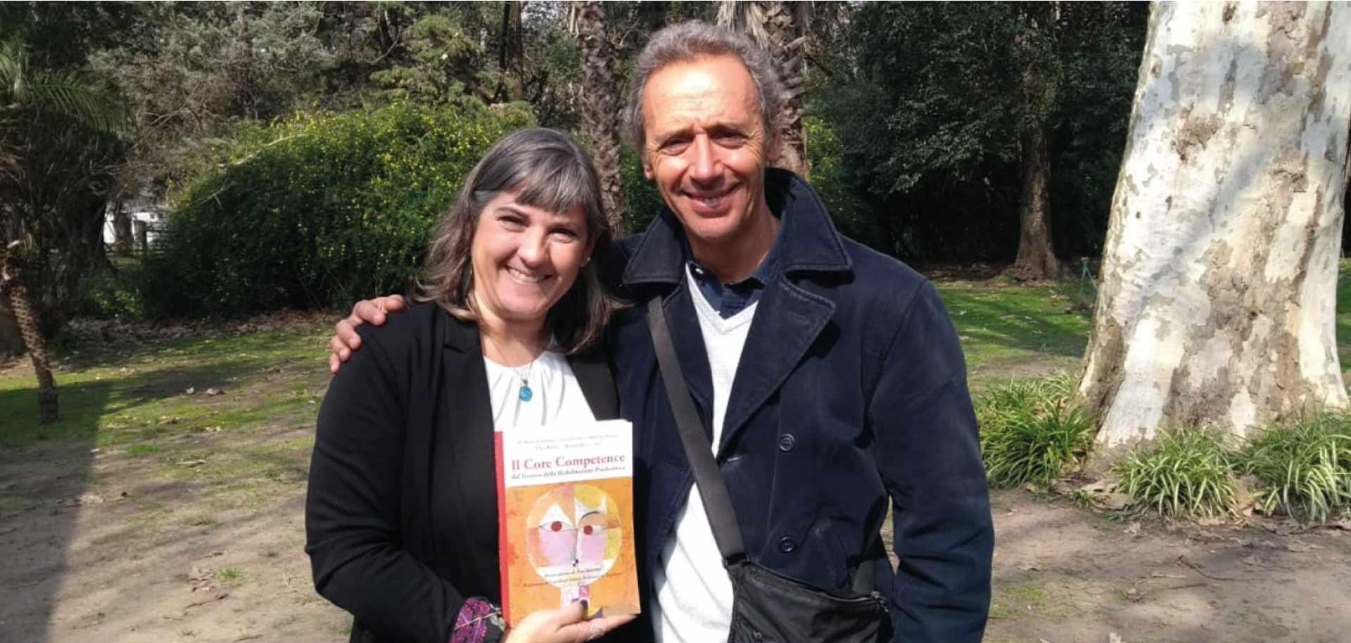 Il Core Competence vola in Argentina: Focus sulla riabilitazione psichiatrica e sul TeRP