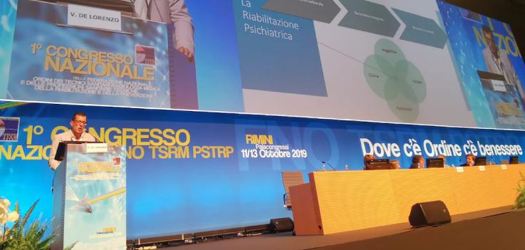 Rimini 11-13 Ottobre 2019 : Dove c'è Ordine c'è Benessere