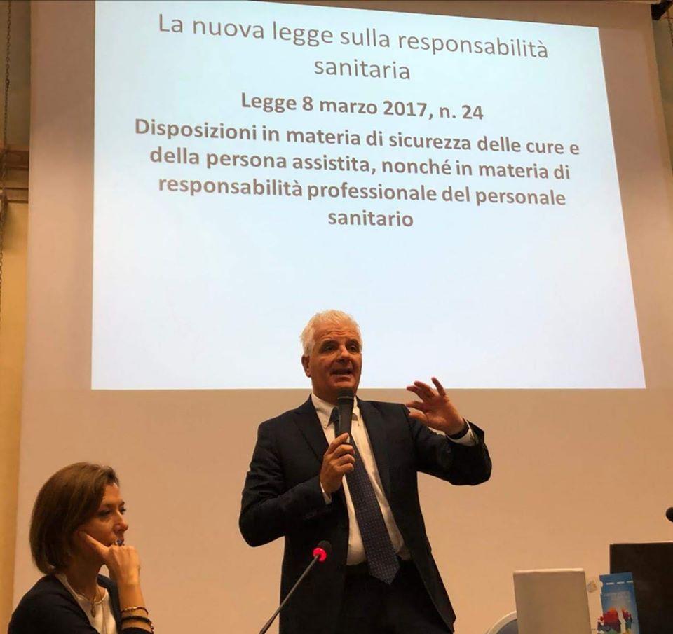 Il mondo delle Professioni Sanitarie perde Luca Benci, un importante riferimento